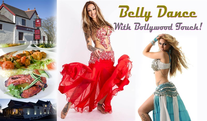 Belly Dance With Bollywood Touch