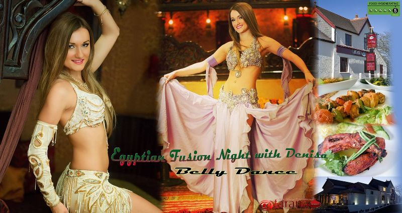 Egyptian Fusion Belly Dance With Denisa 800