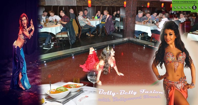 Bolly Belly Fusion With Bollywood Touch